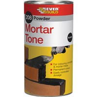Everbuild Powder Mortar Tone Buff for Colouring Mortar