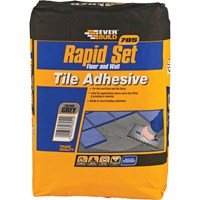 Everbuild Rapid Set Tile Mortar