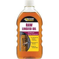 Everbuild Raw Linseed Oil
