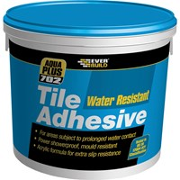Everbuild Water Resistant Tile Adhesive