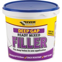 Everbuild Ready Mixed Deep Gap Filler