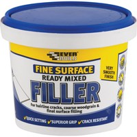 Everbuild Ready Mixed Fine Surface Filler