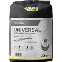 Everbuild 708 Self Level Floor Cement Compound