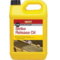 Everbuild 206 Trade Strength Strike Release Oil 5L