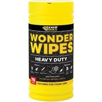 Everbuild Heavy-Duty Wonder Wipes