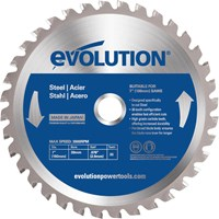 Evolution Mild Steel Cutting Saw Blade