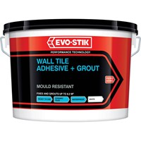 EvoStik Tile A Wall Tile Adhesive and Grout
