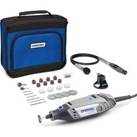 Dremel 3000 Rotary Multi Tool Arts and Crafts Kit