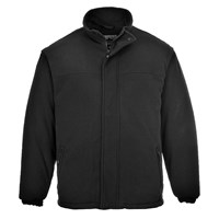 Portwest Mens Yukon Quilted Fleece