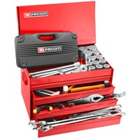 Facom 174 Piece Agricultural Maintenance Tool Kit