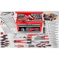 Facom 5 Drawer Tool Chest + 160 Piece Tool Kit