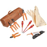 Facom 2180B.VSE 10 Piece Insulated Hand Tool Kit