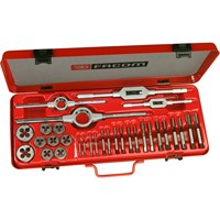 Facom 31 Piece Tap & Die Set Metric