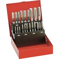 Facom 21 Piece High Performance Cobalt Tap Set Metric