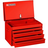 Facom 4 Drawer Construction Site Tool Chest