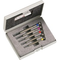 Facom 5 Piece Watchmakers Precision Slotted Screwdriver Set