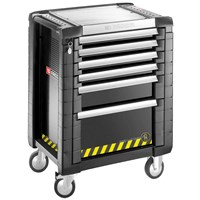 Facom JET+ Safety Lock 6 Drawer Roller Cabinet