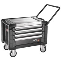 Facom JET+ 4 Drawer Compact Roller Cabinet