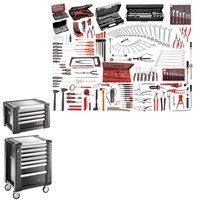 Facom JET+ 11 Drawer Roller Cabinet & Tool Chest + Tool Kit