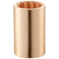 "Facom 1/2"" Drive Non Sparking Bi Hexagon Socket Metric"