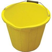Faithfull General Purpose Bucket