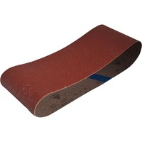 Faithfull Aluminum Oxide Cloth Belt 100mm x 610mm