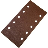 Faithfull Punched Clip On Sanding Sheets