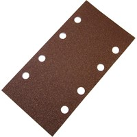 Faithfull Punched Clip On 1/3 Sanding Sheets