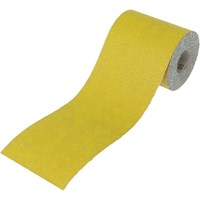 Faithfull Yellow Aluminium Oxide Sanding Roll