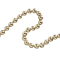 Faithfull Ball Chain Polished Brass