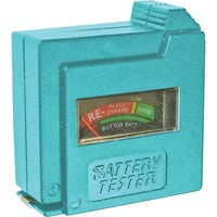 Faithfull Battery Tester
