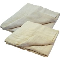 Faithfull 2 Piece Cotton Twill Multi Purpose Dust Sheet Set