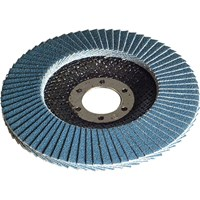 Faithfull Zirconium Abrasive Flap Disc
