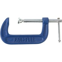 Faithfull Medium Duty G Clamp