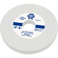 Faithfull General Purpose White Grinding Wheel