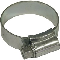 Faithfull Stainless Steel Hose Clip