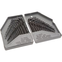 Faithfull 30 Piece Hexagon Allen Key Set