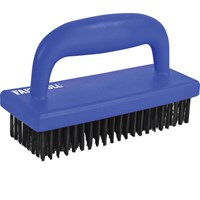 Faithfull Hand Scrub Wire Brush