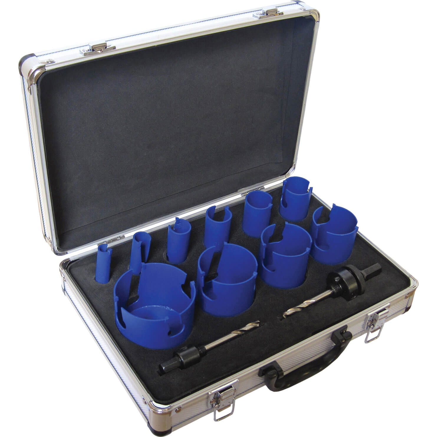 Image of Faithfull 12 Piece TCT Hole Saw Set