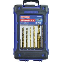 Faithfull 16 Piece HSS Titanium Drill Bit Set