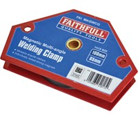 Faithfull Welding Magnet Quick Clamp