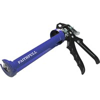 Faithfull Heavy Duty Mastic Sealant Gun