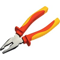 Faithfull VDE Insulated Combination Pliers