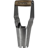 Faithfull Prestige Stainless Steel Bulb Planter