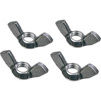 Faithfull External Building Profile Wing Nuts