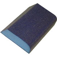 Faithfull Silicon Carbide Coated Combi Foam Sanding Block