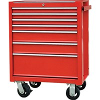 Faithfull 7 Drawer Roller Cabinet