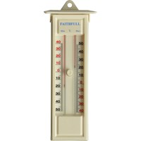 Faithfull Maximum & Minimum Thermometer