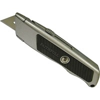 Faithfull Metal Body Retractable Trimming Knife