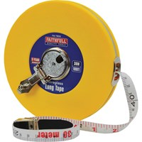 Faithfull Closed ABS Fibreglass Long Tape Measure